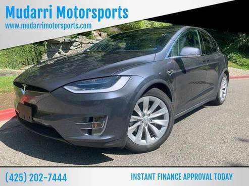 2016 Tesla Model X 90D AWD 4dr SUV CALL NOW FOR AVAILABILITY! for sale in Kirkland, WA