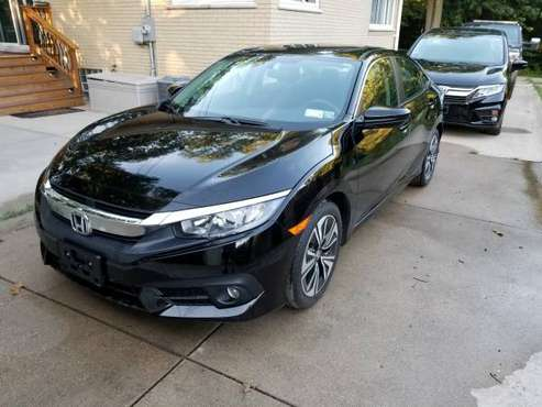 2017 honda civic ex for sale in Willow Springs, IL