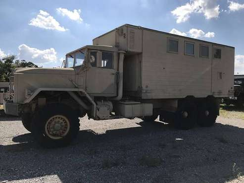 1984 Military 5-TON 6X6 | VAN TRUCK for sale in Tulsa, OK