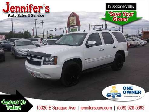 2009 Chevy Tahoe LS 4x4 - Price Reduced for sale in Spokane, WA