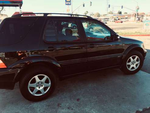 2003 Mercedes ML 350 for sale in San Diego, CA