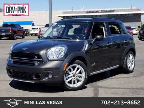 2016 MINI Cooper Countryman S AWD All Wheel Drive SKU:GWT39516 for sale in Las Vegas, NV