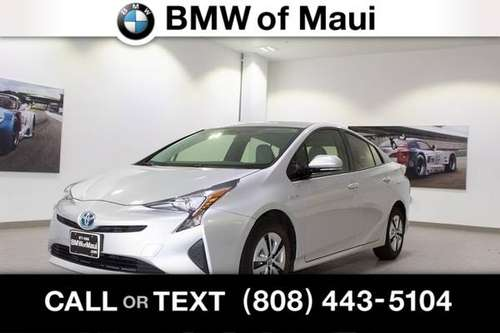 ___Prius___2016_Toyota_Prius_Two Eco_ for sale in Kahului, HI