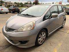 2009 honda fit sport auto zero down $112 per month nice car runs great for sale in Bixby, OK