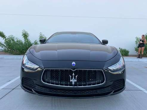 2014 Maserati Ghibli 3.0L V6 Bi-Turbo -- Fully Serviced -- 9K miles -- for sale in Phoenix, AZ
