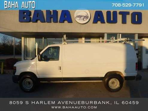 2013 Ford Econoline Cargo Van Commercial Holiday Special - cars &... for sale in Burbank, IL