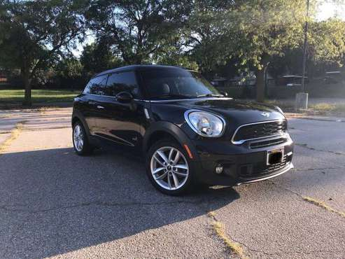 2014 Mini Cooper Paceman S with low miles for sale in Lincoln, NE