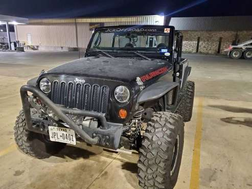 2009 Jeep Wrangler Rubicon - cars & trucks - by owner - vehicle... for sale in Boerne, TX