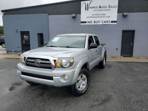 2010 Toyota Tacoma SR5 DoubleCab 2WD w/ TRD - CLEAN CARFAX, WARRANTY! for sale in Raleigh, NC