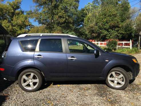 2008 Mitsubishi Outlander SUV for sale in Black Mountain , NC