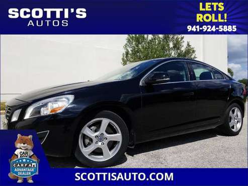 2012 Volvo S60 T5~ONLY 45K MILES~ BUILT SOLID~ TURBO~ FINANCE... for sale in Sarasota, FL