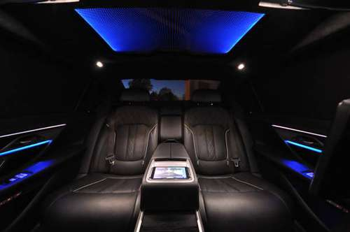 2016 BMW 750 X-drive, M-Sport , Executive rear Seat packag, Black for sale in Macomb, MI
