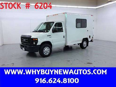 2011 Ford E350 ~ 10ft. Box Van ~ Only 15K Miles! for sale in Rocklin, CA