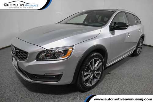 2018 Volvo V60 Cross Country, Bright Silver Metallic for sale in Wall, NJ