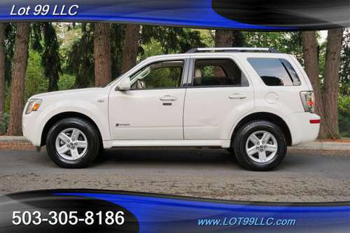 2009 *MERCURY* *MARINER* HYBRID* 1 OWNER LEATHER MOON ROOF *ESCAPE* for sale in Milwaukie, OR