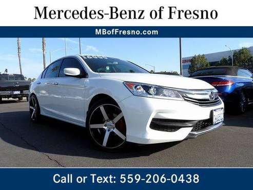 2017 Honda Accord LX HUGE SALE GOING ON NOW! for sale in Fresno, CA
