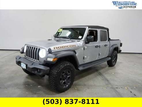 2020 Jeep Gladiator 4x4 4WD Certified Truck SUV Sport Crew Cab -... for sale in Wilsonville, OR