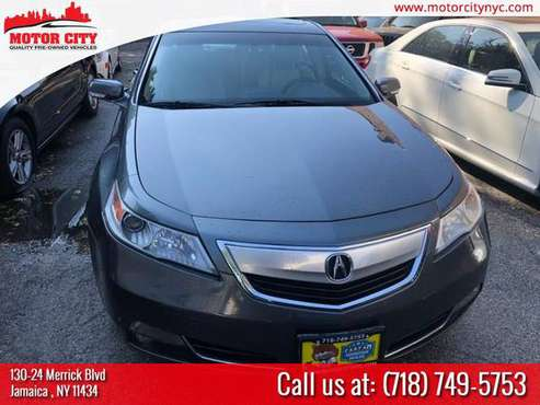 CERTIFIED 2011 ACURA TL! TECH PACKAGE!FULLY LOADED!CLEAN CARFAX! for sale in Jamaica, NY