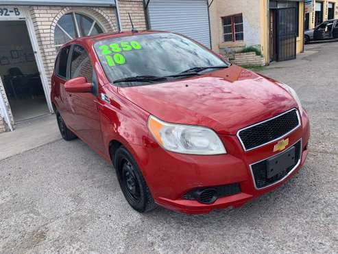 2010 chevy aveo for sale in El Paso, TX