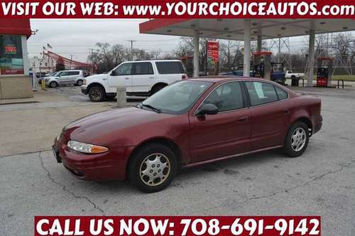 2003 *OLDSMOBILE *ALERO GX* 83K 1OWNER GAS SAVER CD GOOD TIRES 141560 for sale in posen, IL