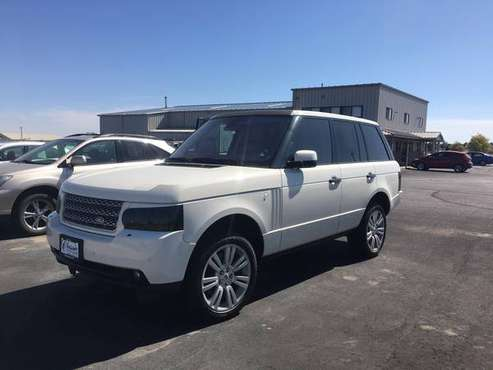 2010 Land Rover Range Rover HSE for sale in Pueblo West, CO