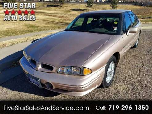 1999 Pontiac Bonneville SE - cars & trucks - by dealer - vehicle... for sale in Pueblo, CO