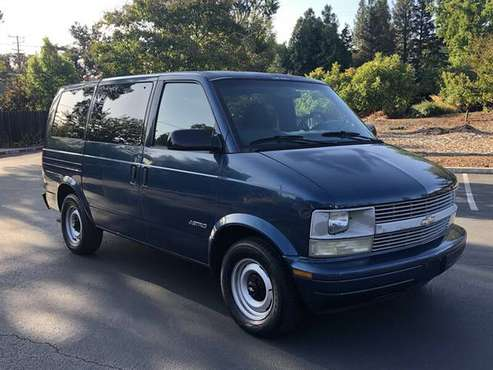 2000 Chevrolet Astro ONLY 71,696 Miles. ONLY One Owner!! Clean Title. for sale in Walnut Creek, CA
