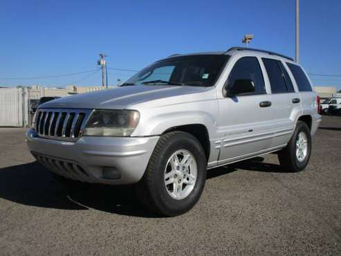 2002 JEEP GRAND CHEROKEE **SPECIAL EDITION** 86K MILES** - cars &... for sale in Phoenix, AZ
