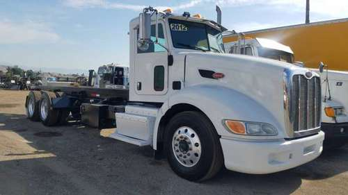 2012 PETERBILT 386 ROLL-OFF for sale in Bakersfield, CA