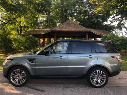 2014 LAND ROVER RANGE ROVER SPORT SUPERCHARGED..4X4..FINANCING OPTIONS for sale in Holly, MI