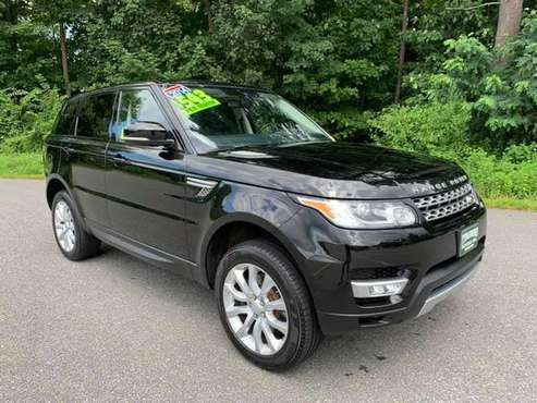 2014 Land Rover Range Rover Sport HSE - Low Miles ! We Finance ! for sale in Tyngsboro, MA