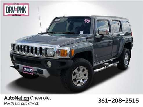 2009 HUMMER H3 SUV Luxury 4x4 4WD Four Wheel Drive SKU:98118073 for sale in Corpus Christi, TX
