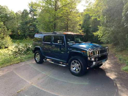 2008 Hummer H2 Ultra Marine for sale in Middletown, CT