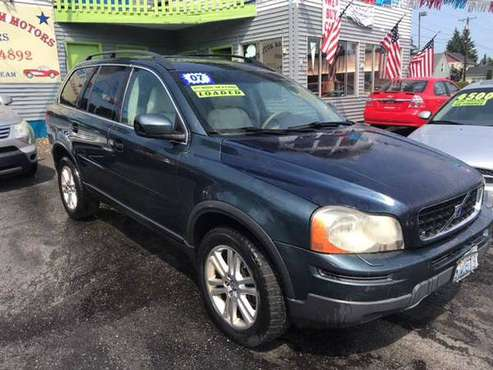 2007 VOLVO XC90 3.2 --- SALES SPECIAL / HUGE SELECTION !!! for sale in Everett, WA