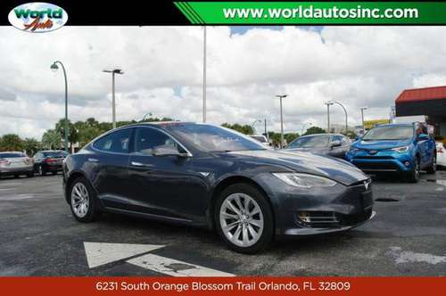 2016 Tesla Model S 90D $729 DOWN $190/WEEKLY for sale in Orlando, FL
