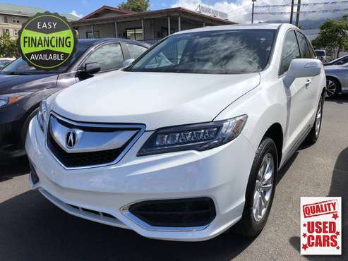 -2018 ACURA RDX-WE GIVE OUR TOP $$$ FOR YOUR TRADE!!! for sale in Kahului, HI