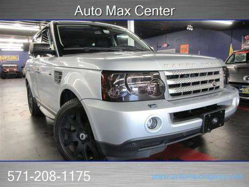 2009 Land Rover Range Rover Sport HSE 4x4 HSE 4dr SUV for sale in Manassas, VA