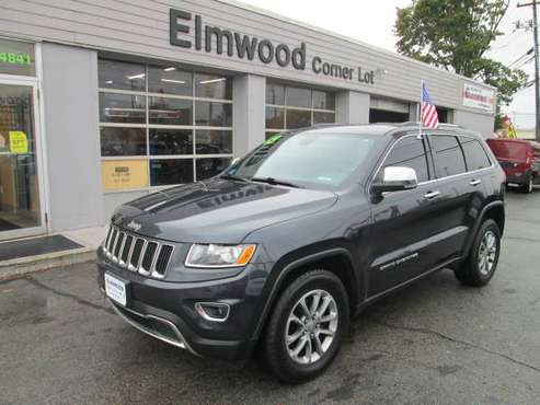 2015 JEEP CHEROKEE LATITUDE FWD ONLY 69930 MILES LOADED - cars &... for sale in East Providence, RI