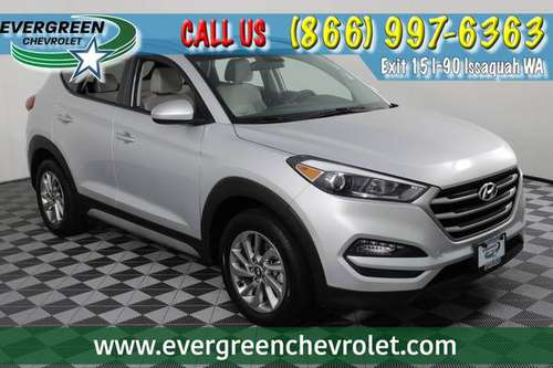 2018 Hyundai Tucson Silver Good deal! for sale in Issaquah, WA