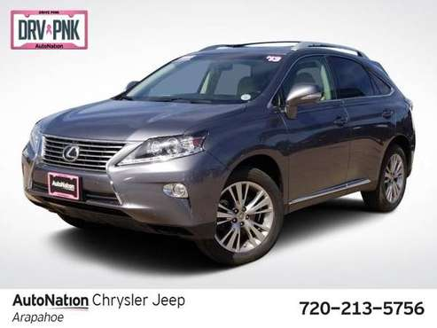 2013 Lexus RX 350 AWD All Wheel Drive SKU:DC214811 for sale in Englewood, CO