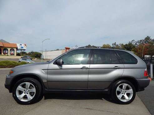 2004 BMW X5 4.4i AWD 4dr SUV for sale in Fair Oaks, CA