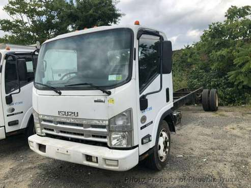 2010 Isuzu NQR 2dr 2wd Regular Cab LB Truck * DRW Diesel Long Chassis for sale in South Amboy, PA