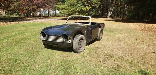 1968 Triumph TR-250 for sale in Wyoming, PA