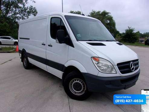 2012 Mercedes-Benz Sprinter 2500 Cargo Standard w/144 WB Van 3D for sale in Woodstock, IL