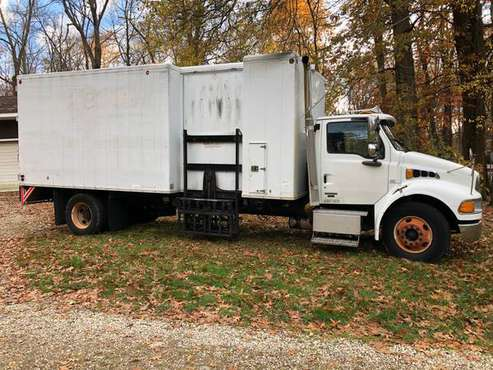 2007 Sterling Acterra 22ft. box truck or chassi cab for sale in Hiram, OH