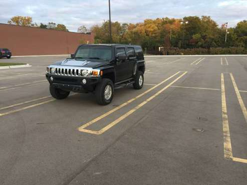 2007 HUMMER H3 80K ORIGINAL MILES LOADED REDUCED for sale in West Bloomfield, MI