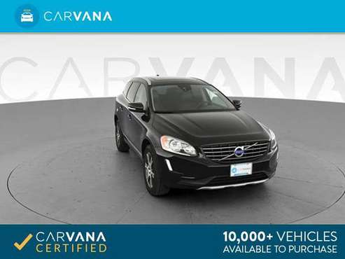 2014 Volvo XC60 T6 Sport Utility 4D suv BLACK - FINANCE ONLINE for sale in Cleveland, OH