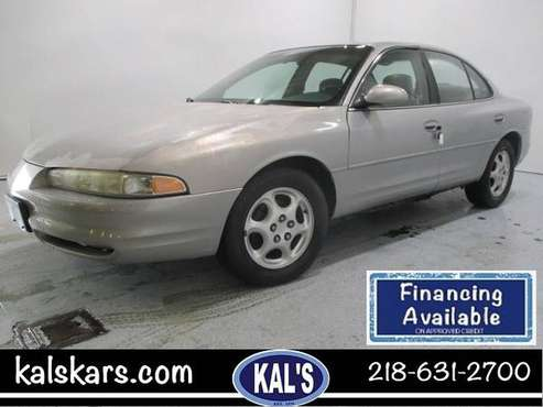1998 Oldsmobile Intrigue 4dr Sdn GL for sale in Wadena, MN