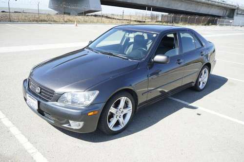 2004 LEXUS IS IS300 * SUPER CLEAN * TIMING BELT/WATER PUMP Replaced for sale in Newark, CA