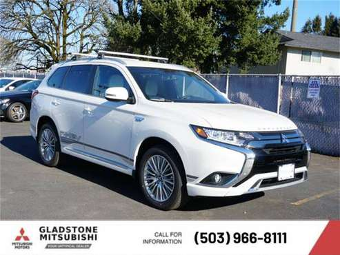2019 Mitsubishi Outlander PHEV 4x4 4WD Electric GT SUV for sale in Milwaukie, OR